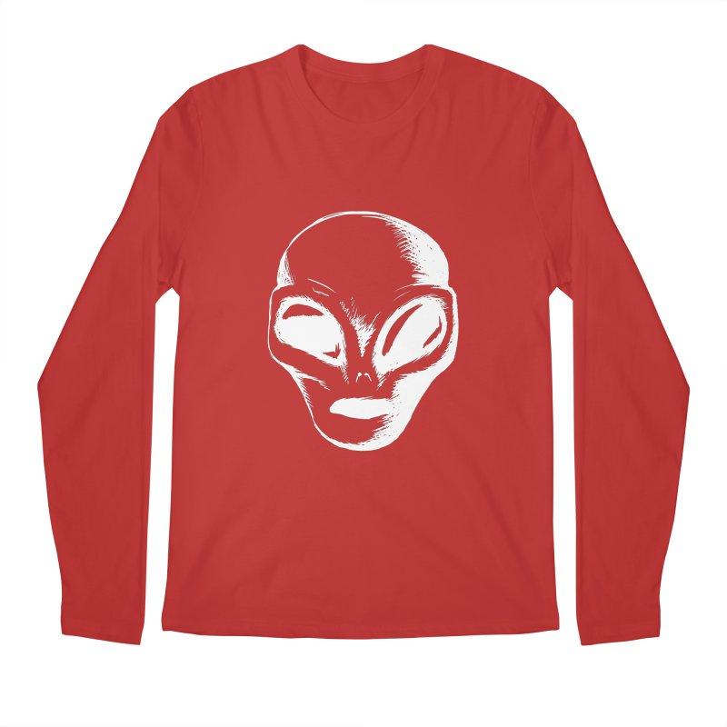 Alien Men's Longsleeve T-Shirt by Necrotic Pixie's Artist Shop