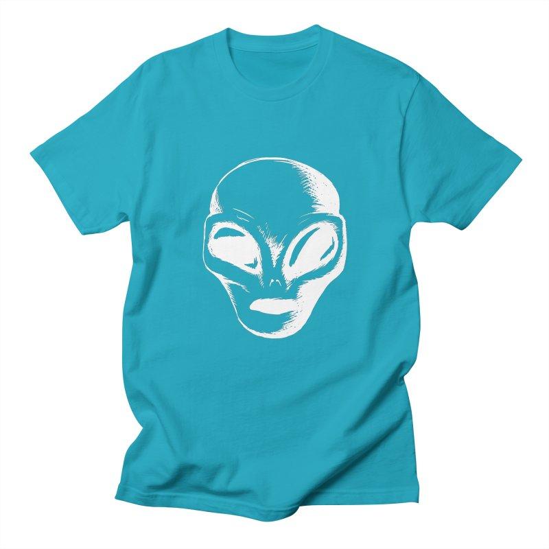 Alien Men's T-Shirt by Necrotic Pixie's Artist Shop