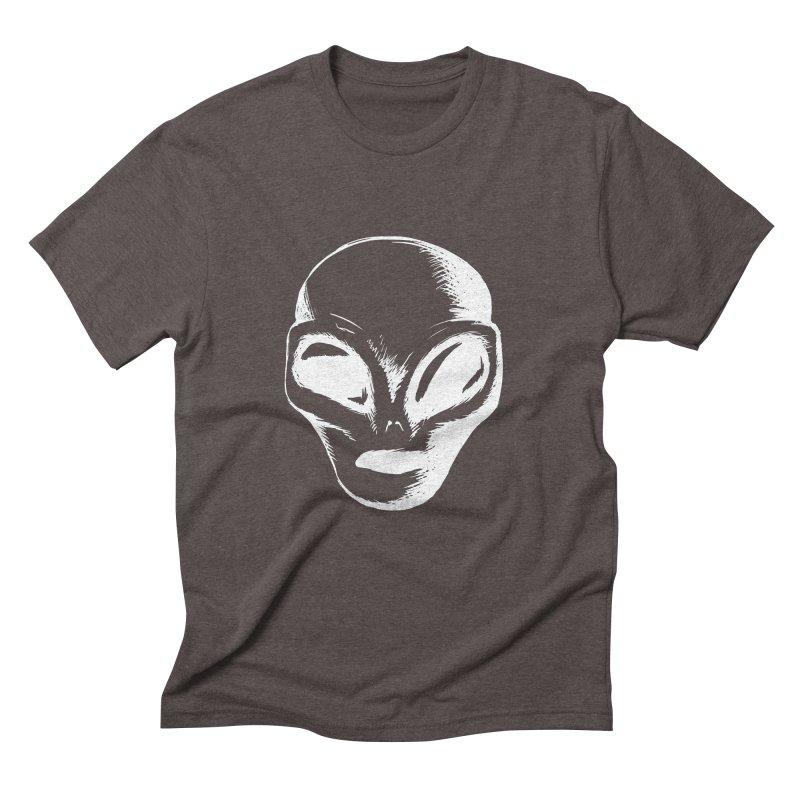 Alien Men's Triblend T-Shirt by Necrotic Pixie's Artist Shop