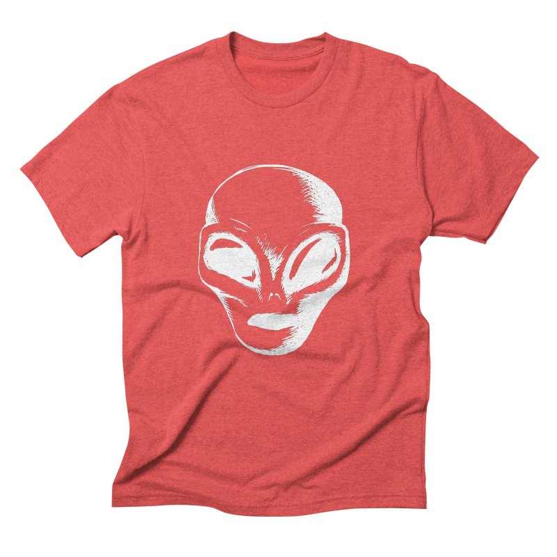 Alien Men's Triblend T-shirt by Necrotic Pixie's Artist Shop