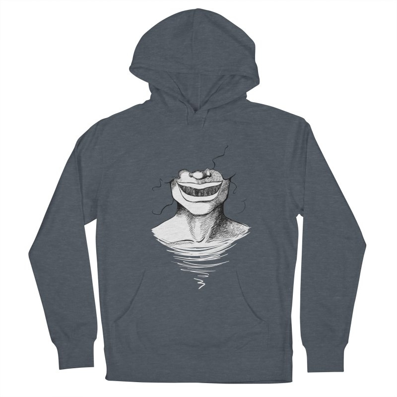 Demon's Smile Women's Pullover Hoody by Necrotic Pixie's Artist Shop