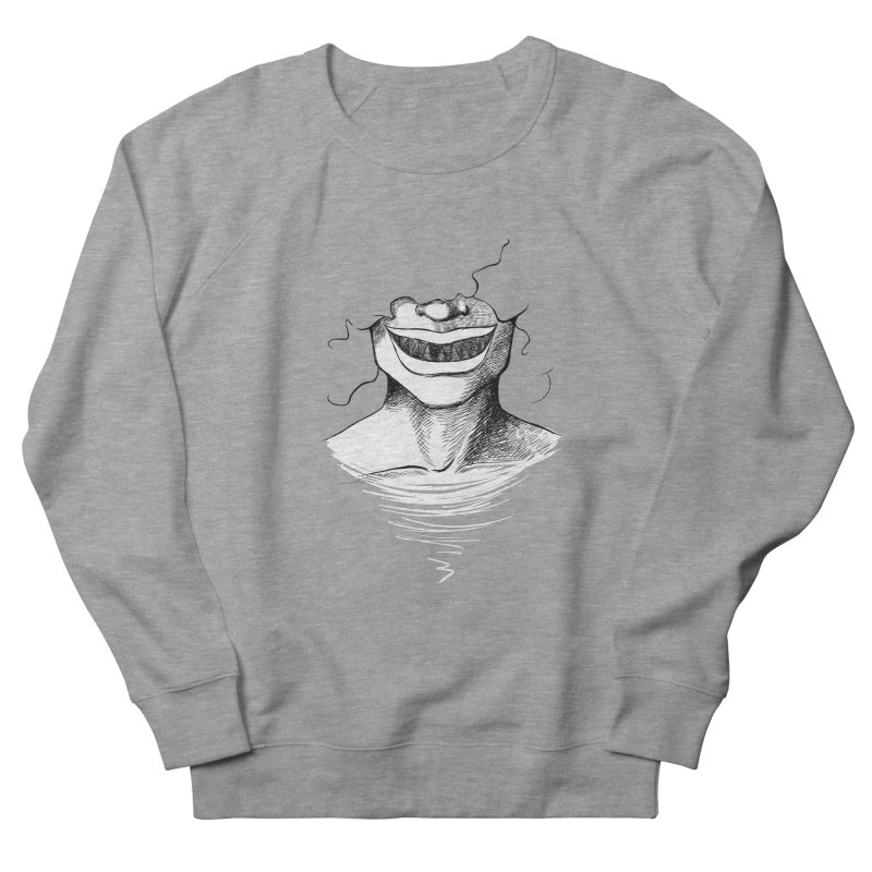 Demon's Smile Women's Sweatshirt by Necrotic Pixie's Artist Shop