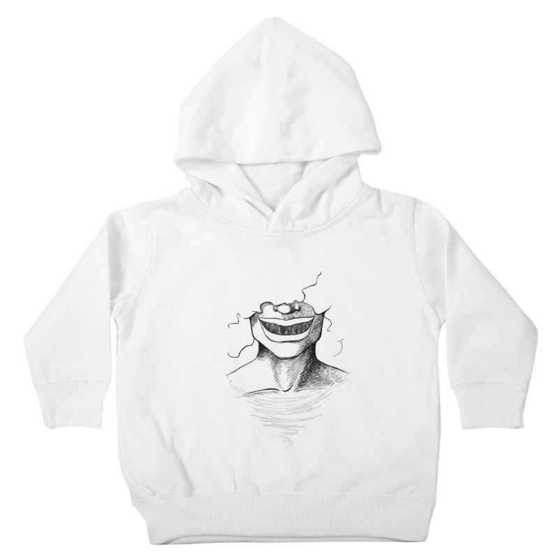 Demon's Smile Kids Toddler Pullover Hoody by Necrotic Pixie's Artist Shop