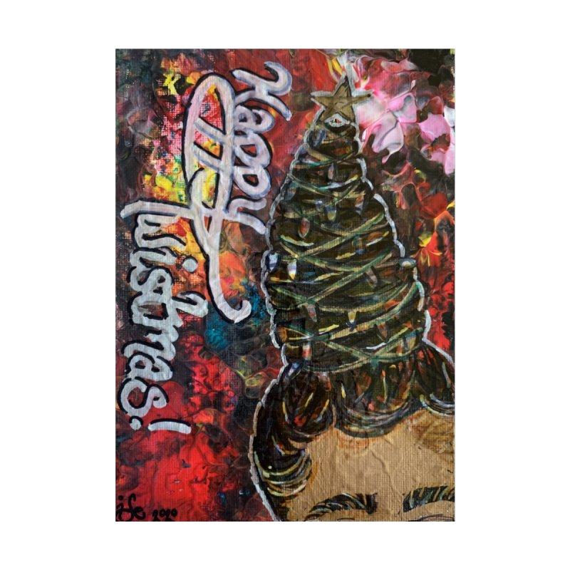 Happy Twistmas Accessories Greeting Card by needsartsupplies's Artist Shop