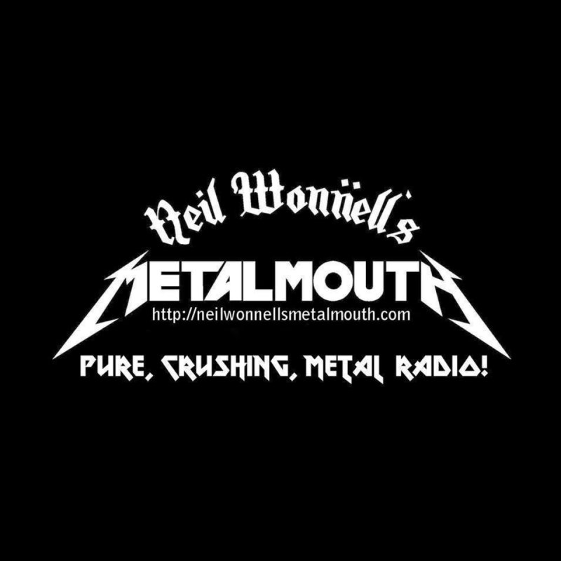 Official Metalmouth T-Shirt Men's T-Shirt by neilwonnellsmetalmouth's Artist Shop