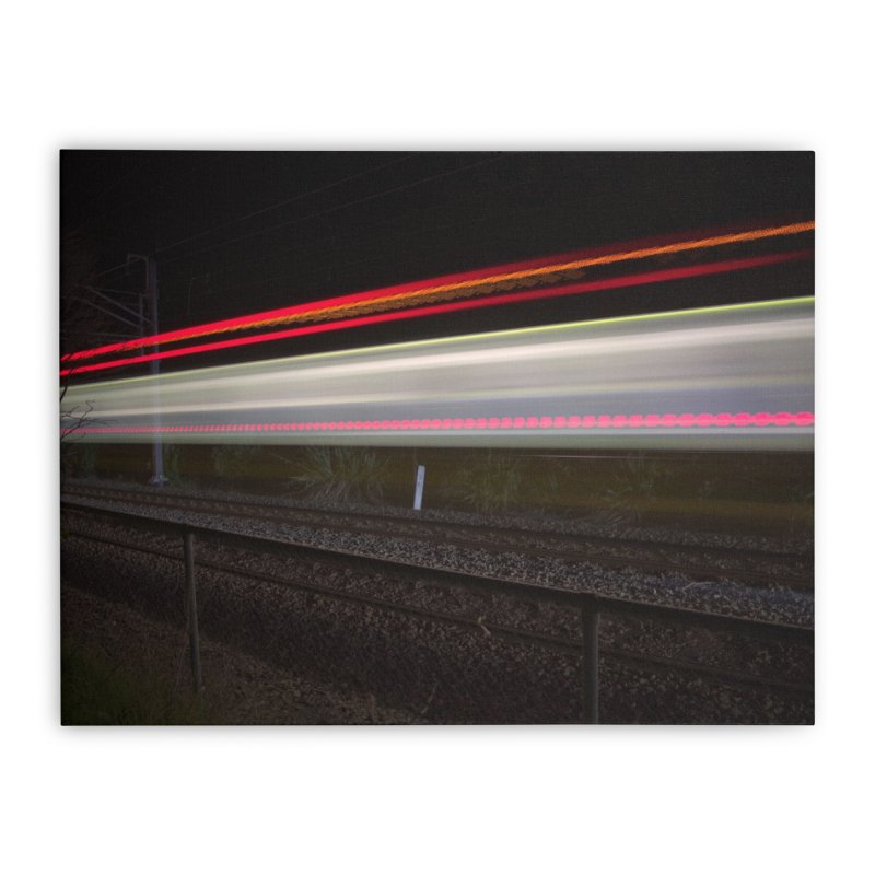 Matangi light streaks in Stretched Canvas by Nathan Ellen-Johnson Photography