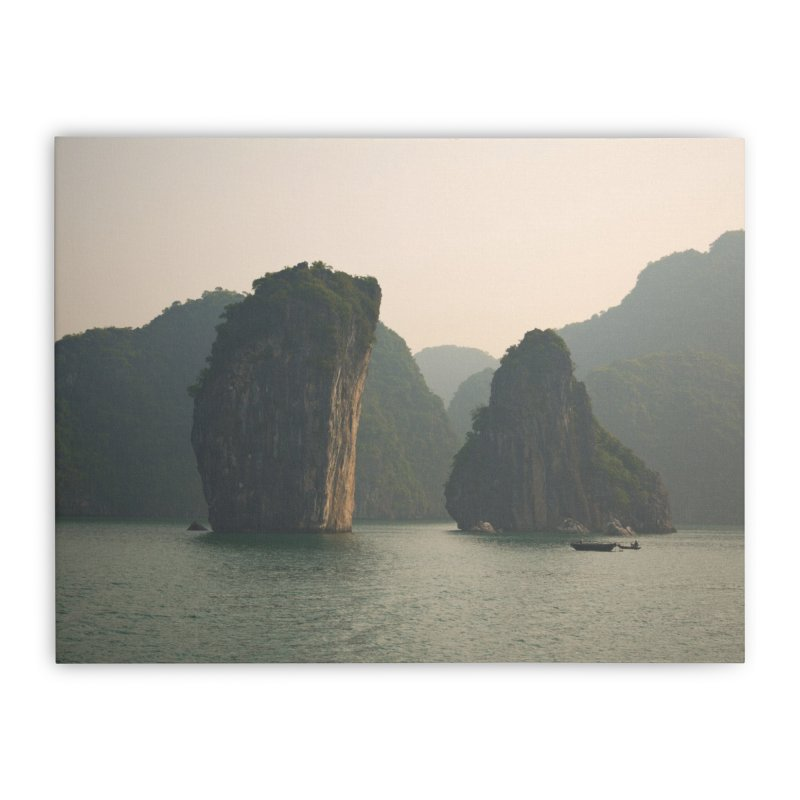 Ha Long Bay VI in Stretched Canvas by Nathan Ellen-Johnson Photography
