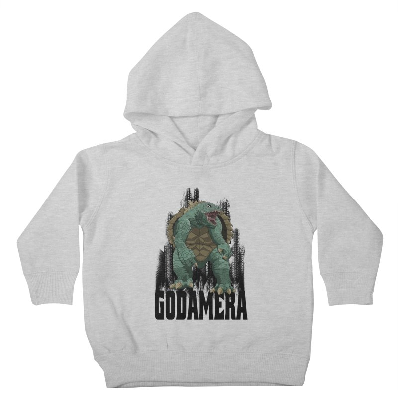 GODAMERA Kids Toddler Pullover Hoody by NEKOLAZ
