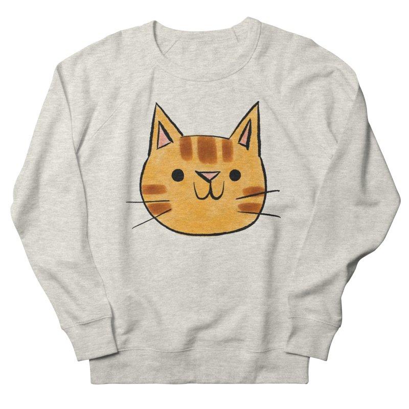 Ginger Cat Women's Sweatshirt by Nellie Le