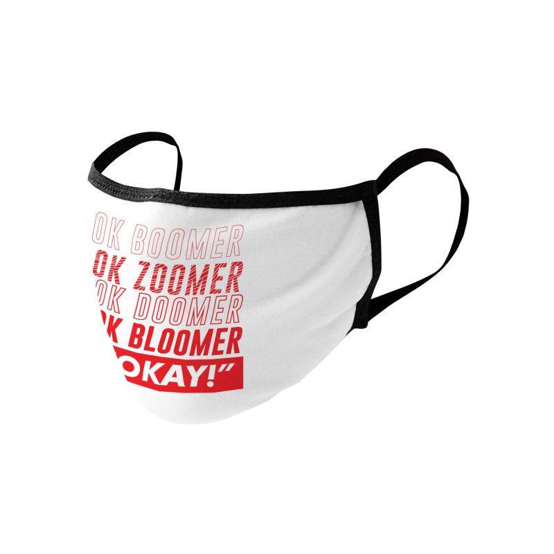 Neod Ok Boomer Zoomer Doomer Bloomer Accessories