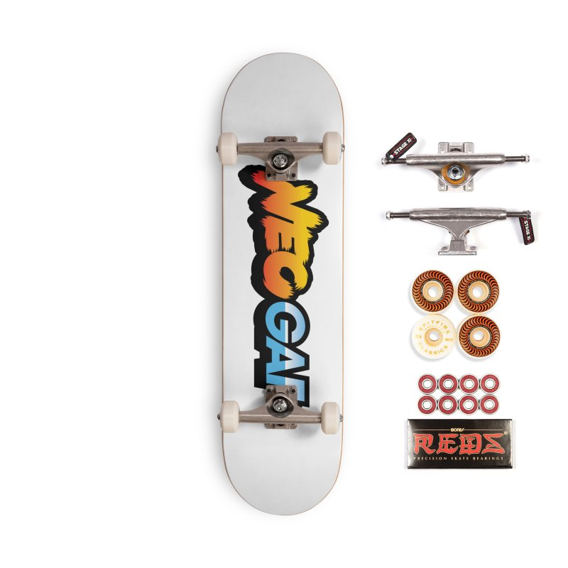twingloxx 01 Accessories Skateboard by NeoGAF Merch Shop