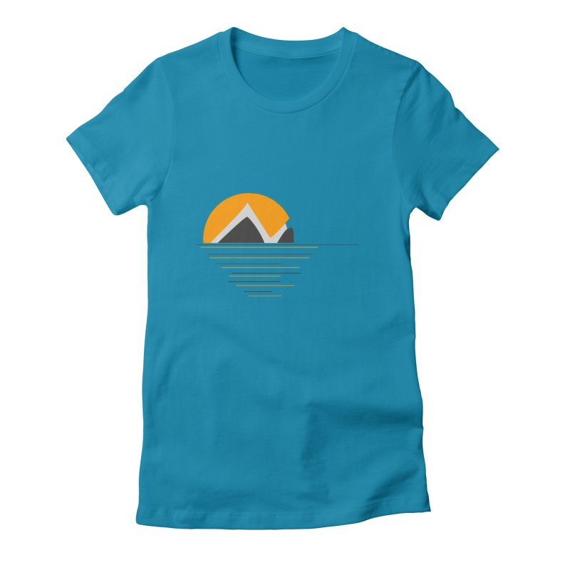 cormack12 02 Women's Fitted T-Shirt by NeoGAF Merch Shop