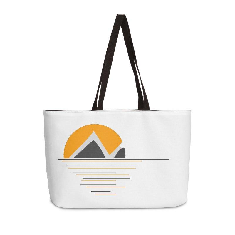 cormack12 02 Accessories Weekender Bag Bag by NeoGAF Merch Shop