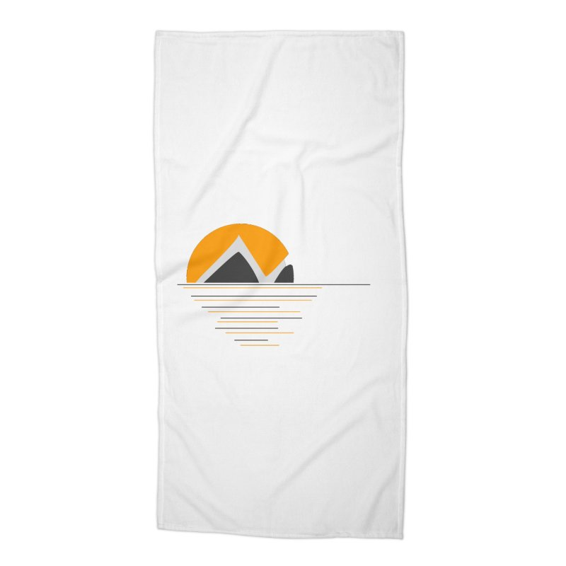 cormack12 02 Accessories Beach Towel by NeoGAF Merch Shop