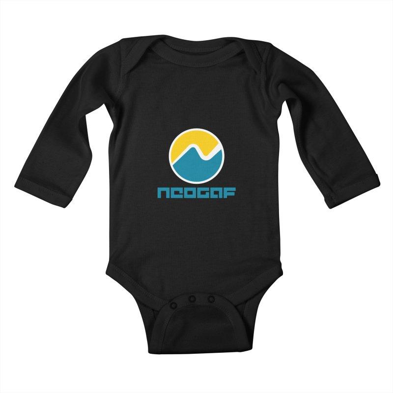 kadayi 01 Kids Baby Longsleeve Bodysuit by NeoGAF Merch Shop