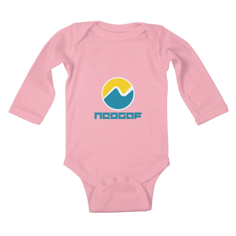 kadayi 01 Kids Baby Longsleeve Bodysuit by NeoGAF Merch Shop