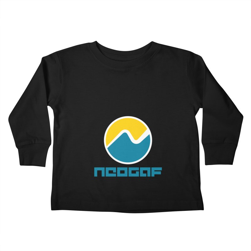 kadayi 01 Kids Toddler Longsleeve T-Shirt by NeoGAF Merch Shop