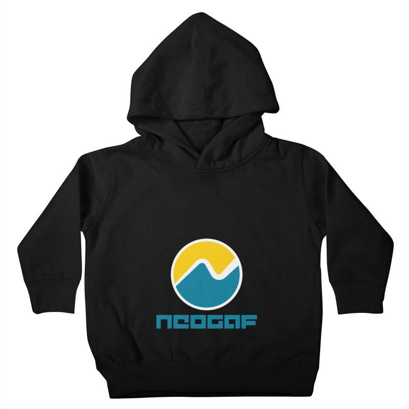 kadayi 01 Kids Toddler Pullover Hoody by NeoGAF Merch Shop