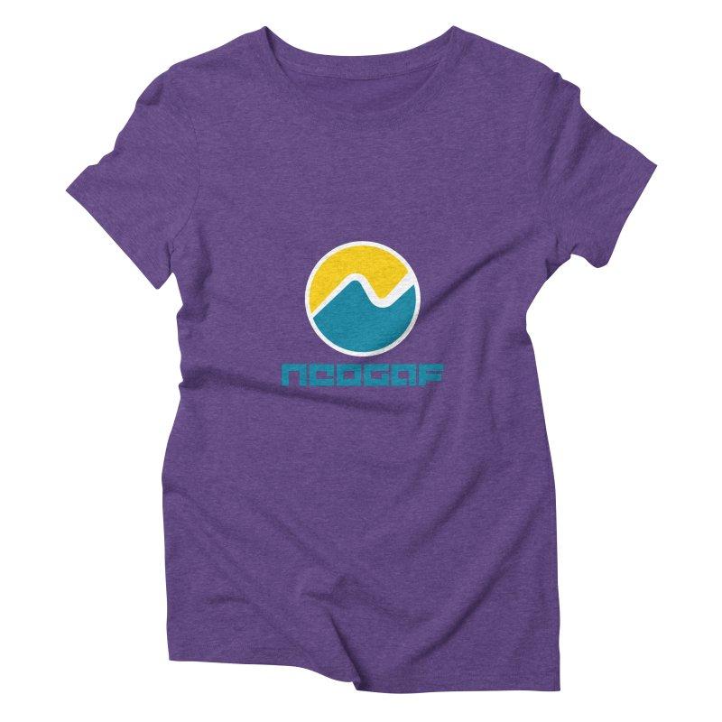 kadayi 01 Women's Triblend T-Shirt by NeoGAF Merch Shop