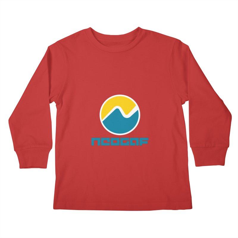 kadayi 01 Kids Longsleeve T-Shirt by NeoGAF Merch Shop