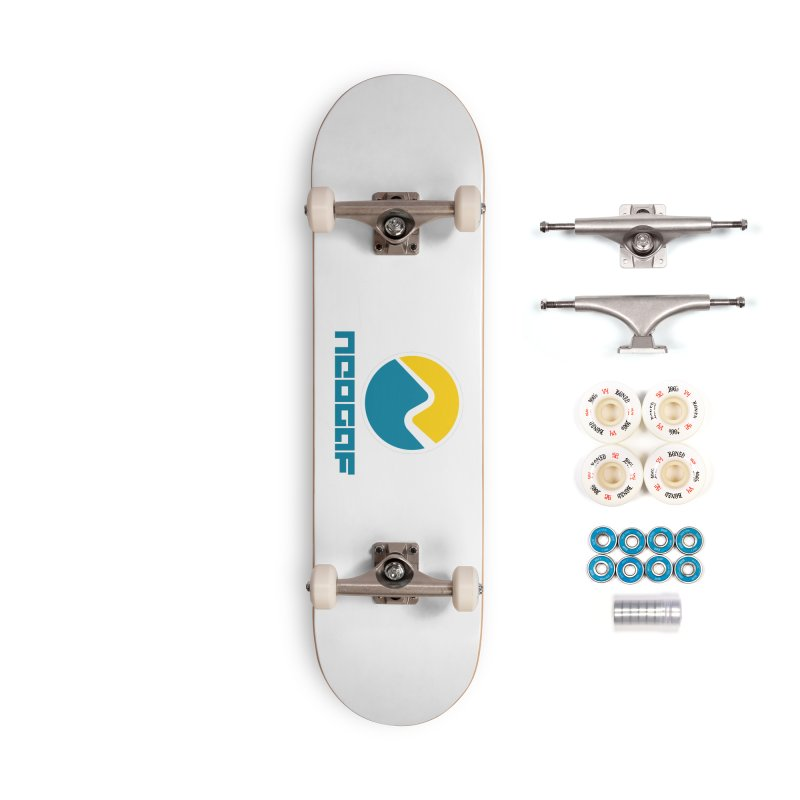 kadayi 01 Accessories Complete - Premium Skateboard by NeoGAF Merch Shop
