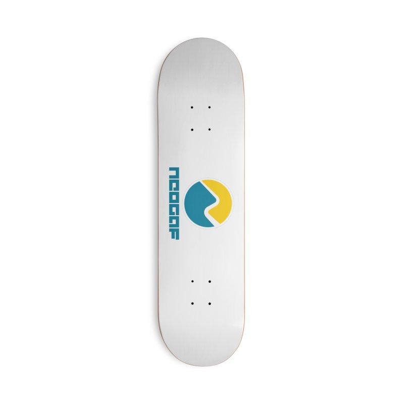 kadayi 01 Accessories Deck Only Skateboard by NeoGAF Merch Shop