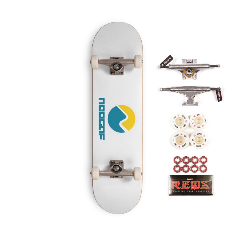 kadayi 01 Accessories Complete - Pro Skateboard by NeoGAF Merch Shop
