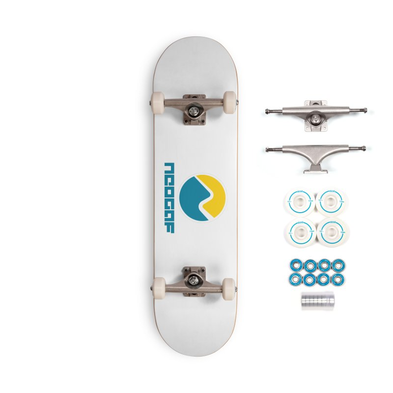 kadayi 01 Accessories Complete - Basic Skateboard by NeoGAF Merch Shop