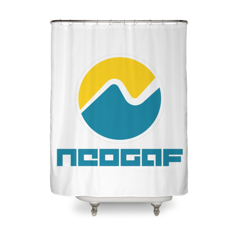 kadayi 01 Home Shower Curtain by NeoGAF Merch Shop