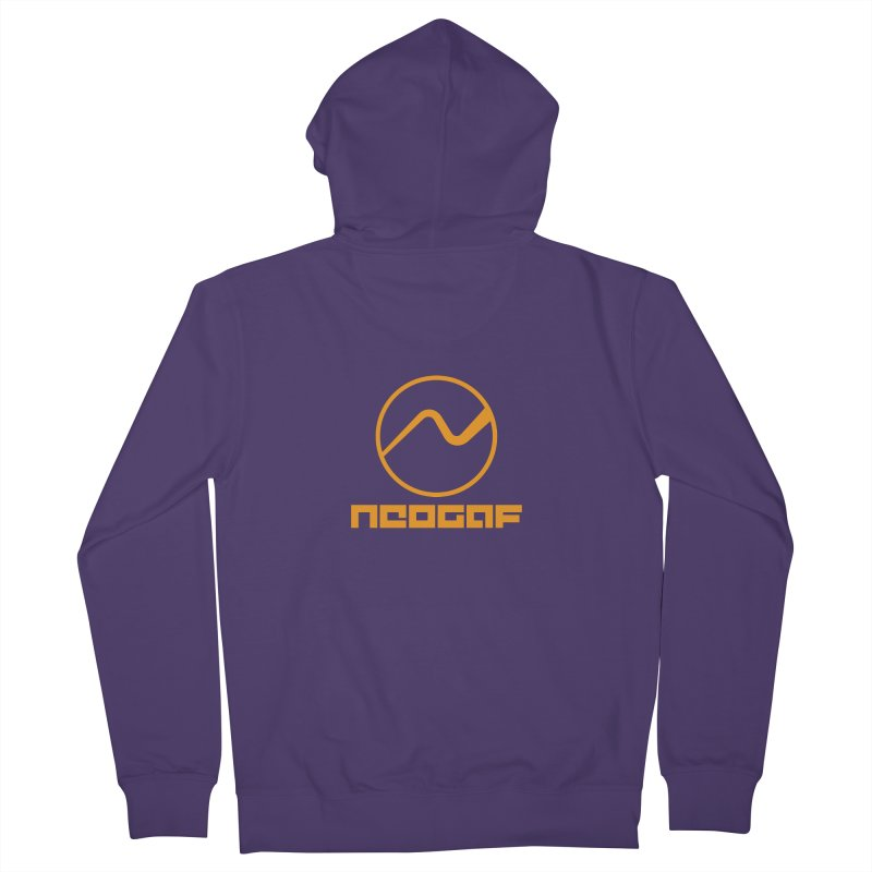 kadayi 01-alt Women's French Terry Zip-Up Hoody by NeoGAF Merch Shop
