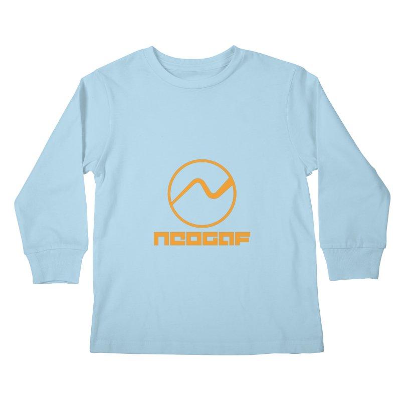 kadayi 01-alt Kids Longsleeve T-Shirt by NeoGAF Merch Shop