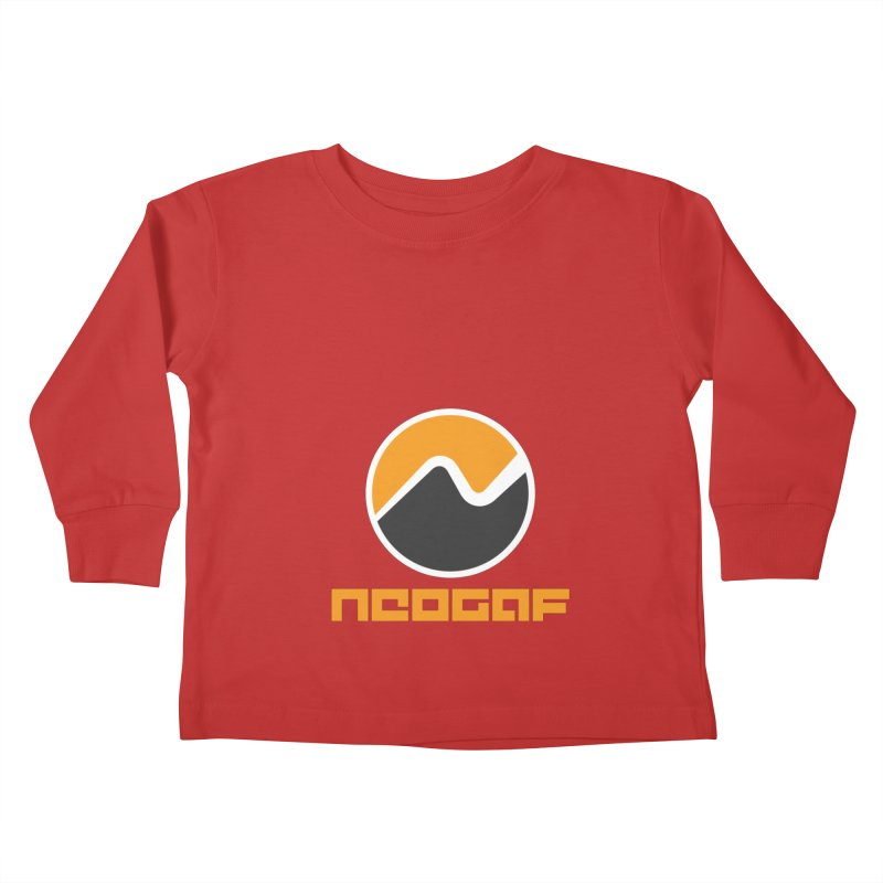 kadayi01-alt2 Kids Toddler Longsleeve T-Shirt by NeoGAF Merch Shop