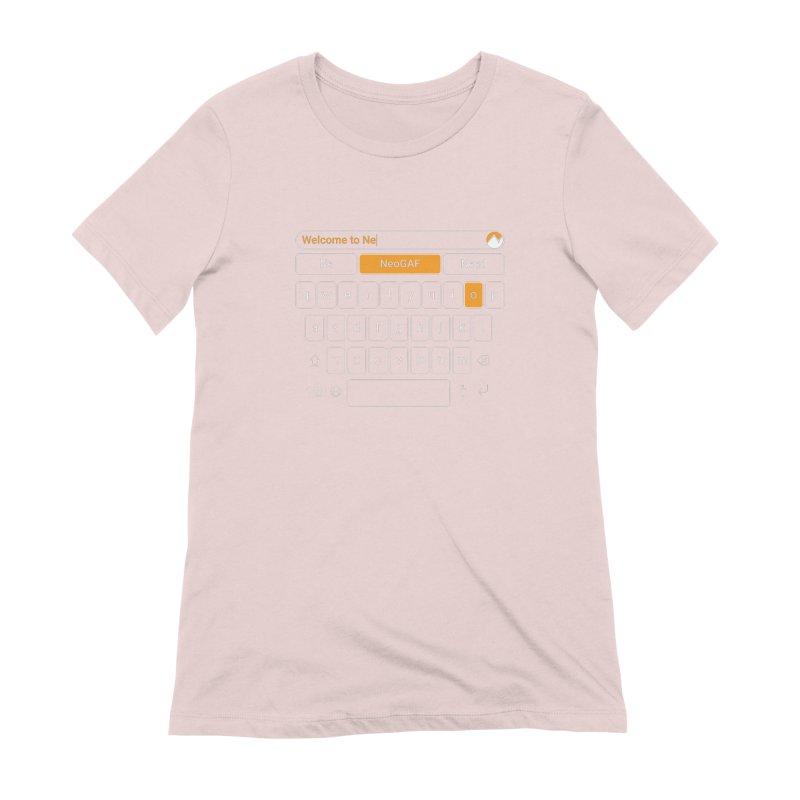 kadayi 02 Women's Extra Soft T-Shirt by NeoGAF Merch Shop