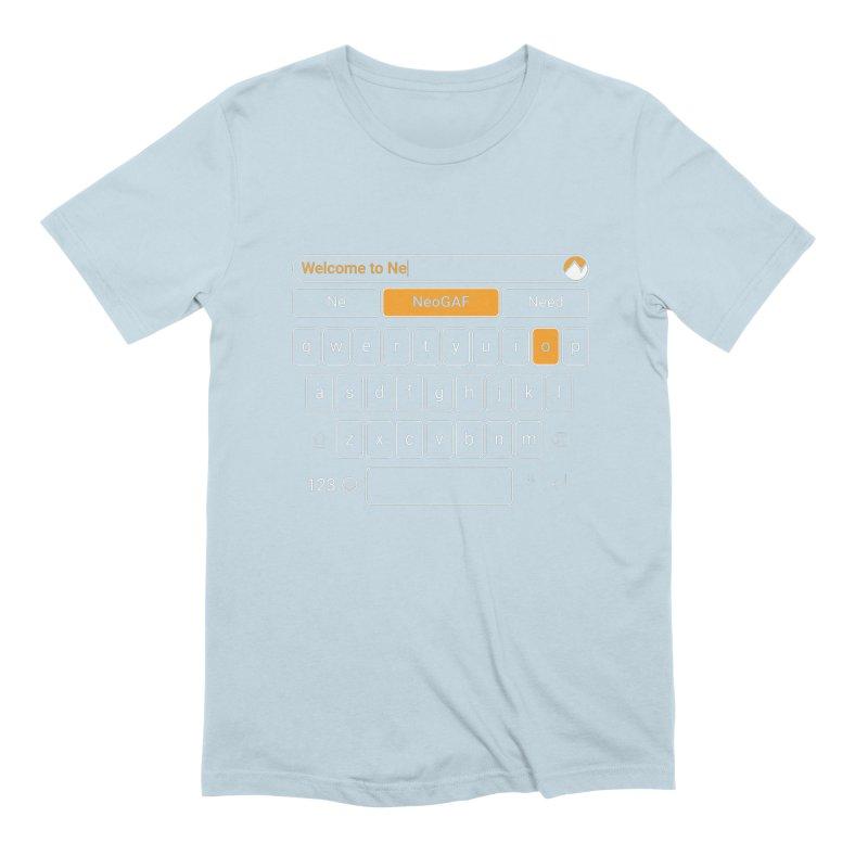 kadayi 02 Men's Extra Soft T-Shirt by NeoGAF Merch Shop