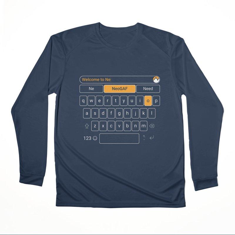 kadayi 02 Men's Performance Longsleeve T-Shirt by NeoGAF Merch Shop
