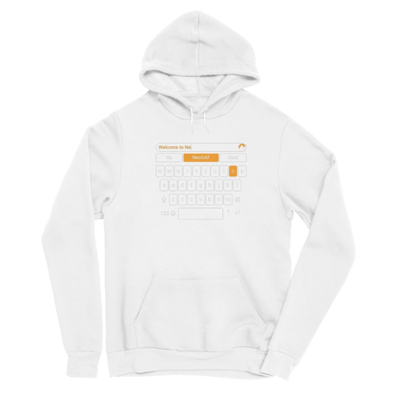 kadayi 02 Men's Sponge Fleece Pullover Hoody by NeoGAF Merch Shop