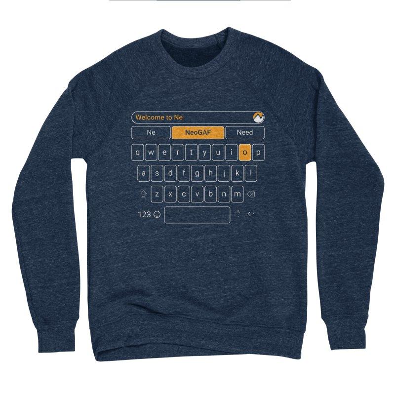 kadayi 02 Men's Sponge Fleece Sweatshirt by NeoGAF Merch Shop