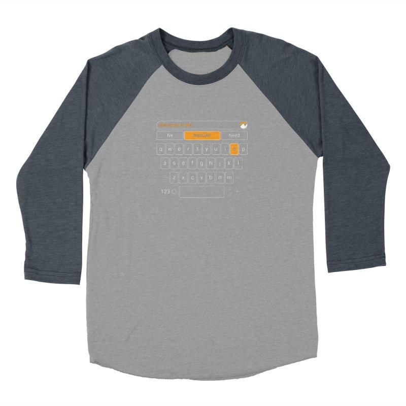 kadayi 02 Women's Baseball Triblend Longsleeve T-Shirt by NeoGAF Merch Shop