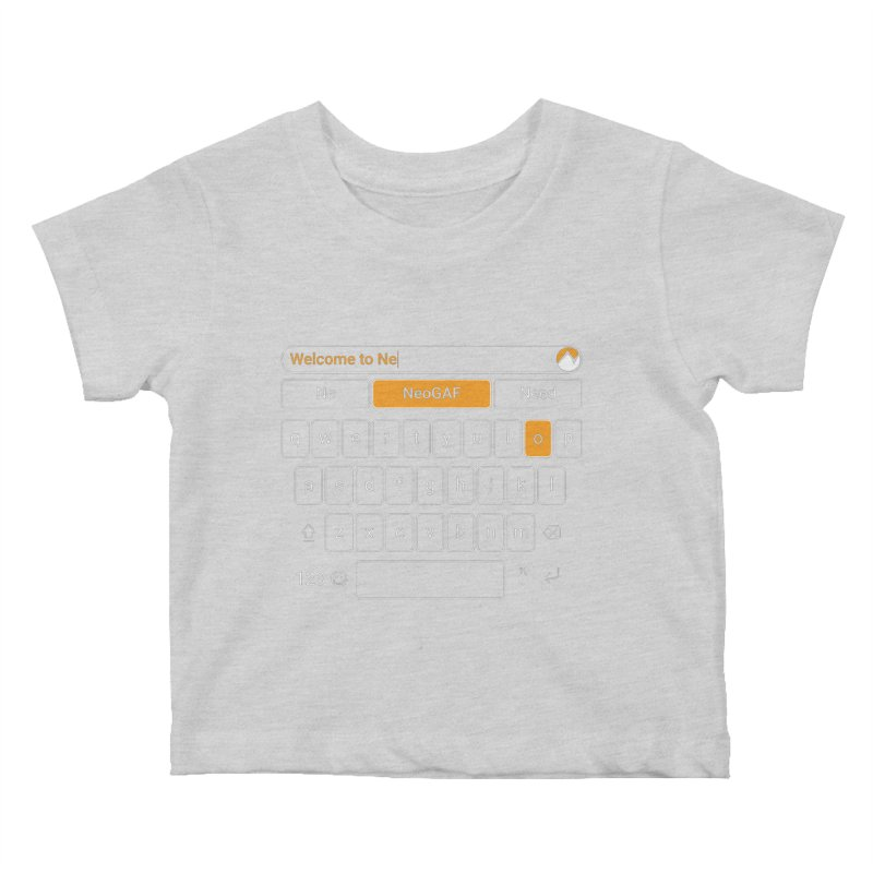 kadayi 02 Kids Baby T-Shirt by NeoGAF Merch Shop