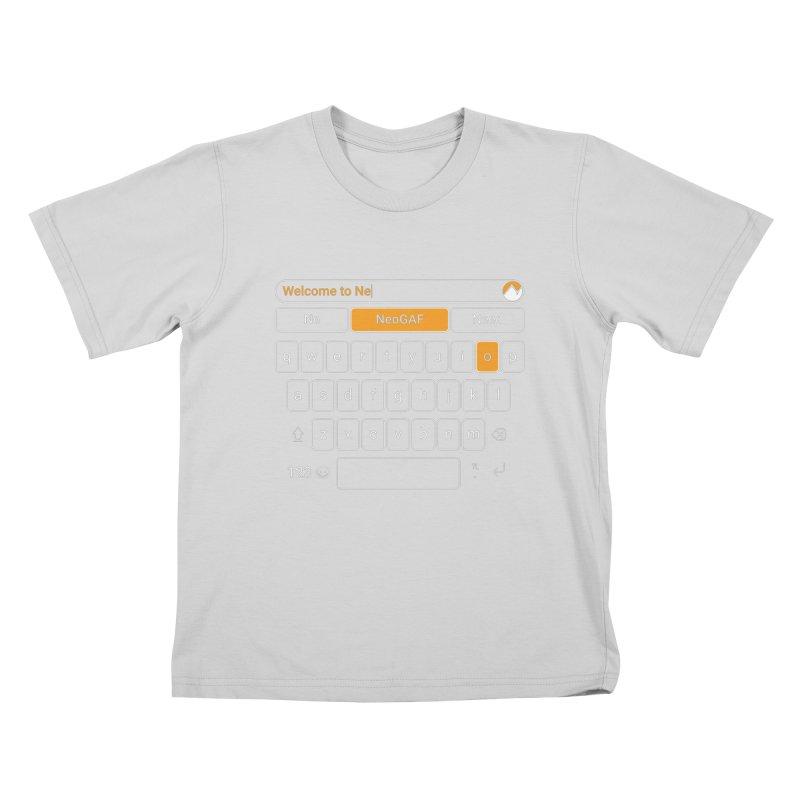 kadayi 02 Kids T-Shirt by NeoGAF Merch Shop