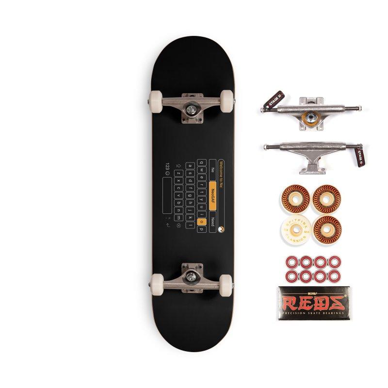 kadayi 02 Accessories Skateboard by NeoGAF Merch Shop