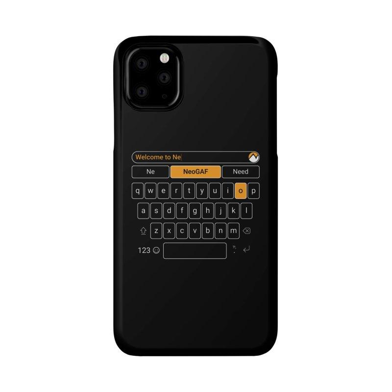 kadayi 02 Accessories Phone Case by NeoGAF Merch Shop