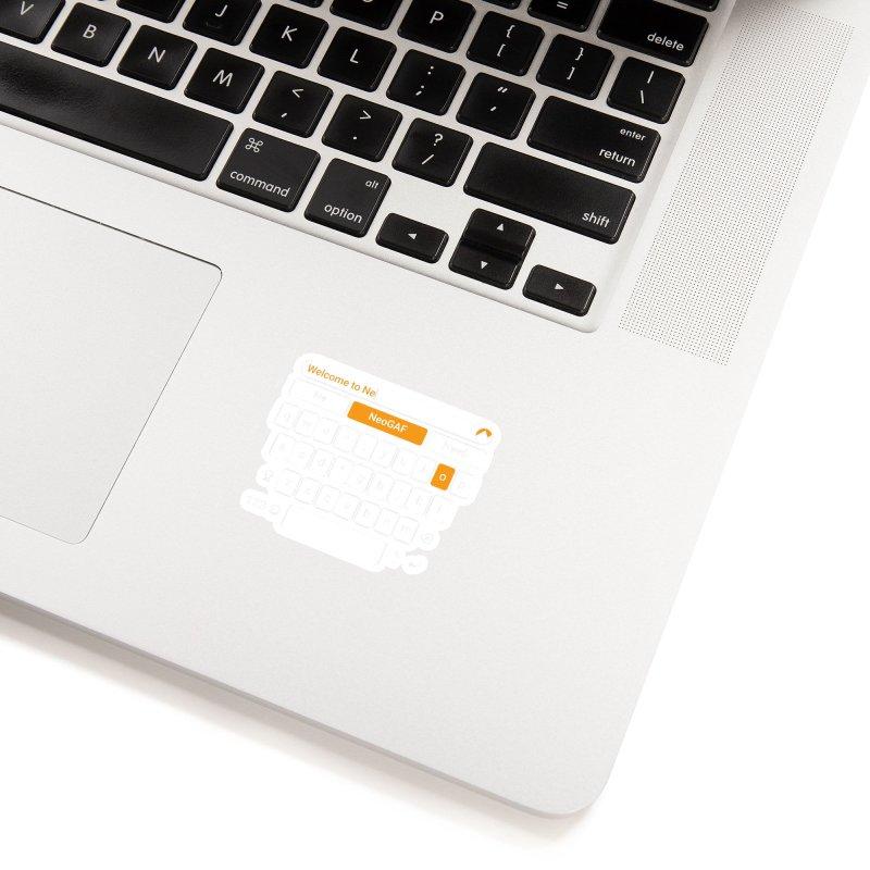 kadayi 02 Accessories Sticker by NeoGAF Merch Shop