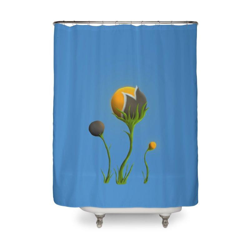 rodolink 01 Home Shower Curtain by NeoGAF Merch Shop