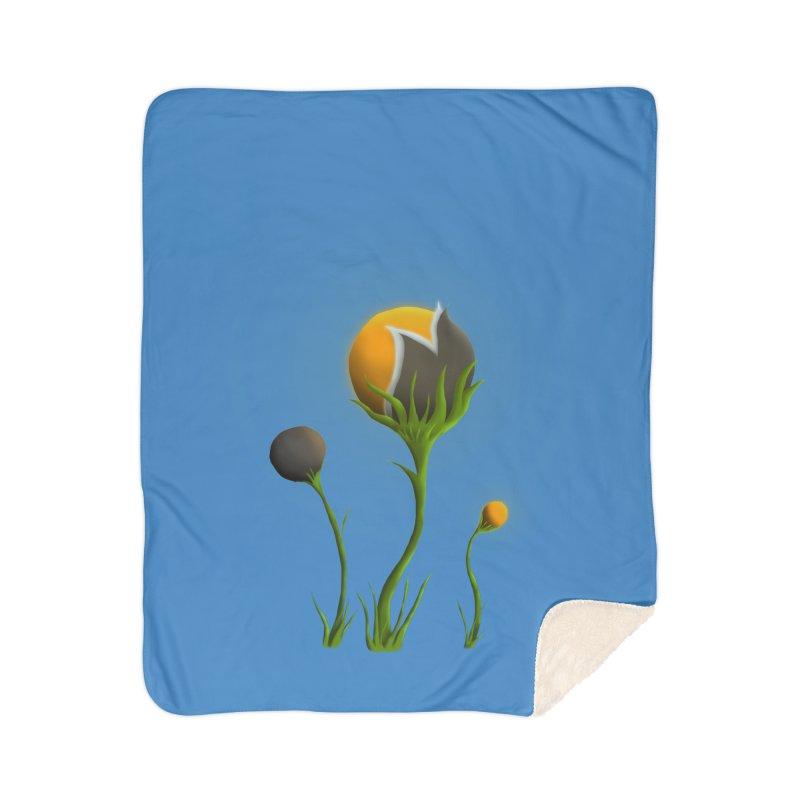 rodolink 01 Home Sherpa Blanket Blanket by NeoGAF Merch Shop