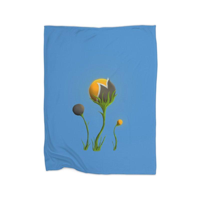 rodolink 01 Home Fleece Blanket Blanket by NeoGAF Merch Shop