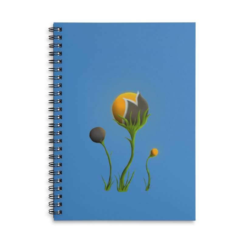 rodolink 01 Accessories Lined Spiral Notebook by NeoGAF Merch Shop
