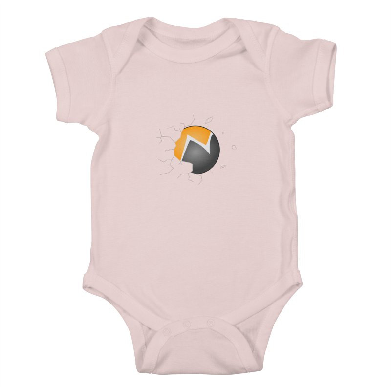 rodolink 02 Kids Baby Bodysuit by NeoGAF Merch Shop