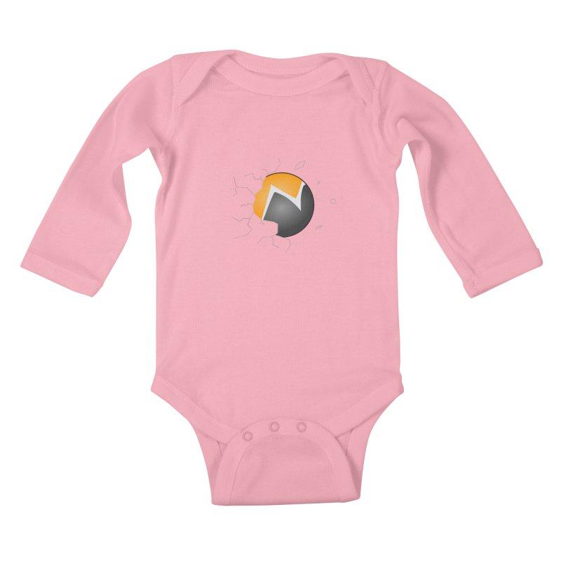 rodolink 02 Kids Baby Longsleeve Bodysuit by NeoGAF Merch Shop