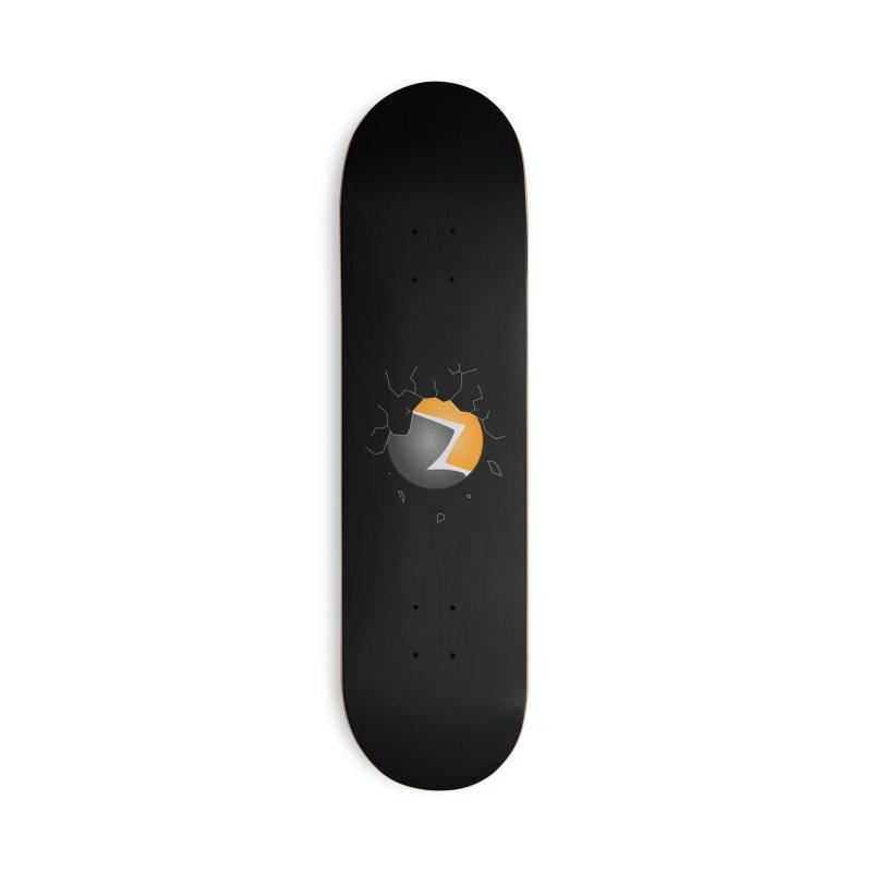 rodolink 02 Accessories Deck Only Skateboard by NeoGAF Merch Shop